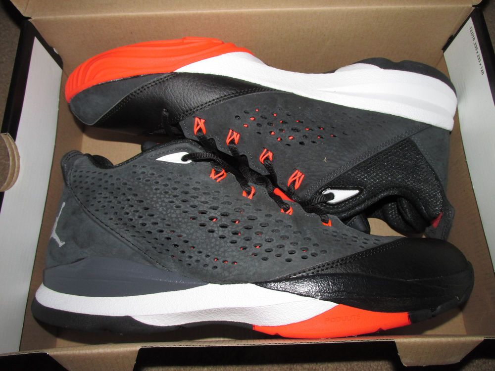 buy popular 97e98 162a9 Nike Jordan CP3.VII Mens Basketball Shoes 12 Anthracite Infrared 23 616805  005  Nike  BasketballShoes