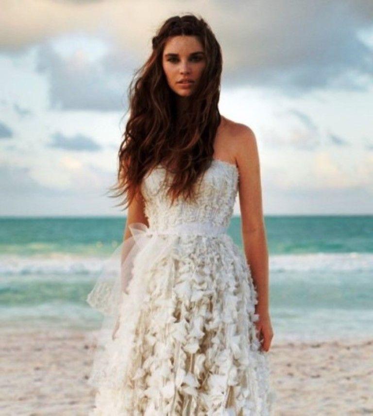 Beach Wedding Hairstyles beach wedding hairstyle Beach Wedding Hairstyles For The Bride Ideas