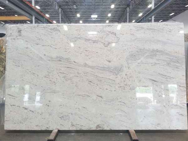 I Like This Maybe Instead Of Carrera White Marble. White River Granite  ....we Have A Winner!!