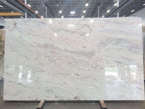 White River Granite We Have A Winner Kitchen Inspirations White Granite Colors Kitchen Countertops