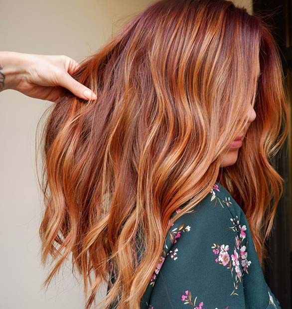 Photo of 43 Best Fall Hair Colors & Ideas for 2019   Page 3 of 4   StayGlam