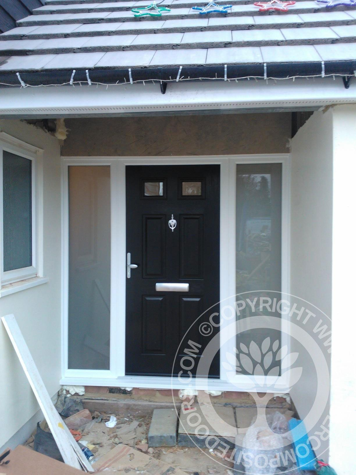 More Fitted Solidor Timber Composite Doors Fitted Throughout The Uk