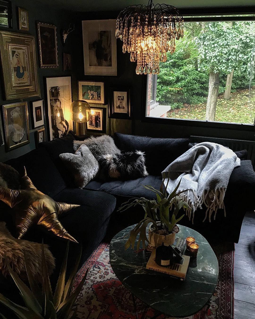 Photo of living room modern
