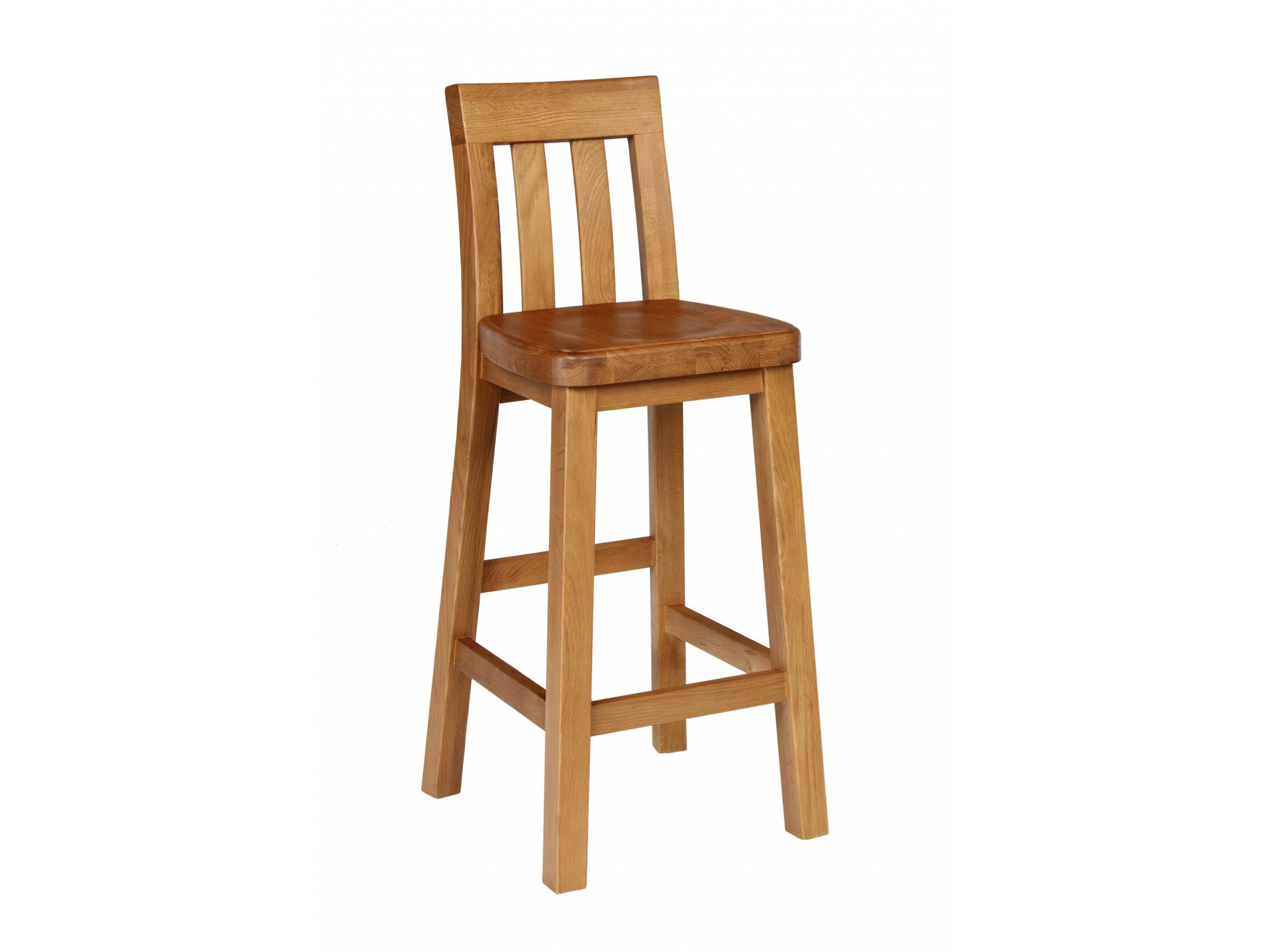 Billy solid oak kitchen bar stool  sc 1 st  Pinterest & Billy solid oak kitchen bar stool | Oak Bar Stools u0026 Kitchen ... islam-shia.org