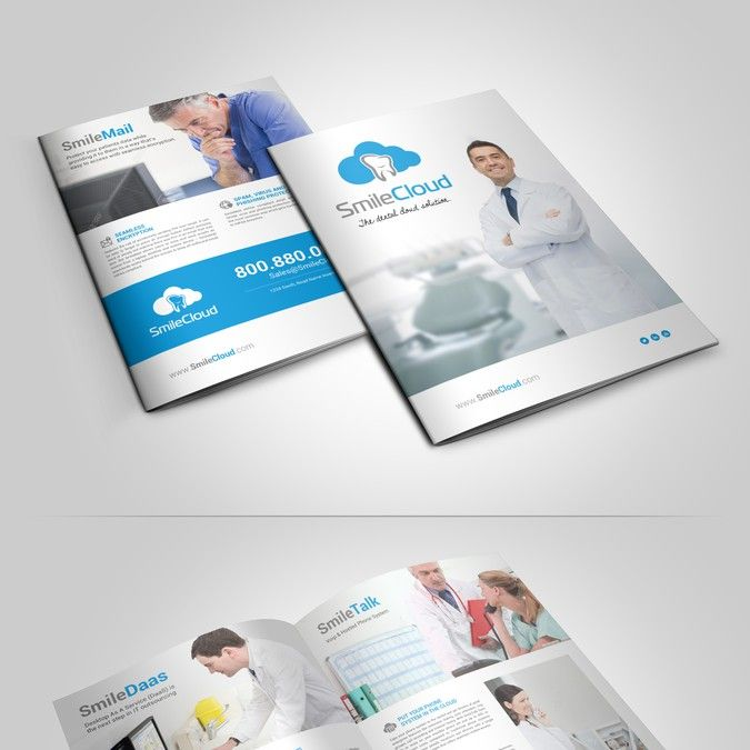 Design Us A Winning That Explains Our Cloud Services Brochure By