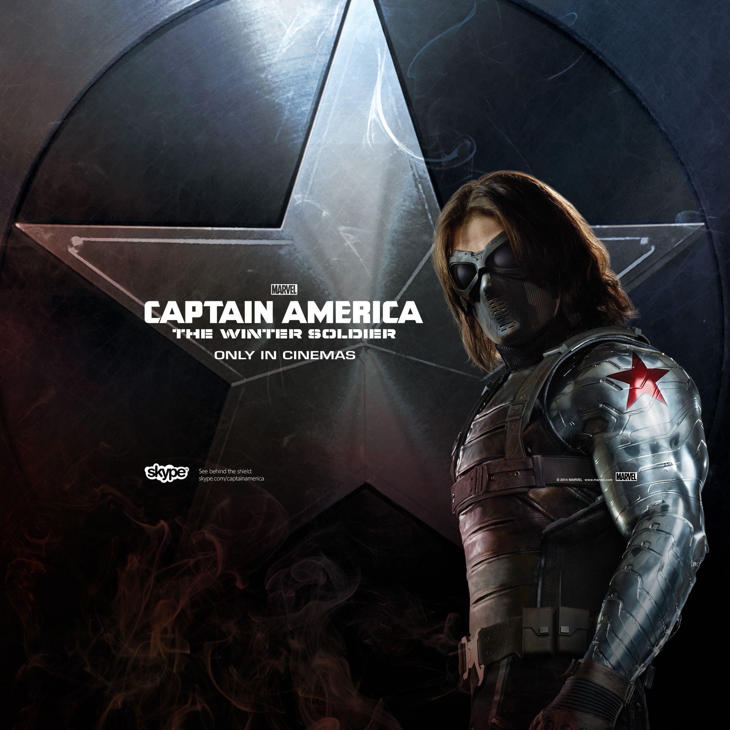 captain america ndash winter - photo #35