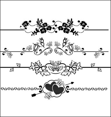 Fancy page dividers decorative lines vector 968503 by navsekaya fancy page dividers decorative lines vector 968503 by navsekaya thecheapjerseys Images