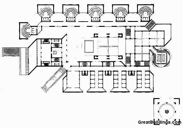 AD Classics: Indian Institute of Management / Louis Kahn