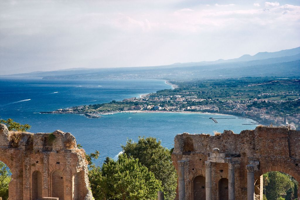 068 Sicily 03 August 08 Sicily, Taormina sicily