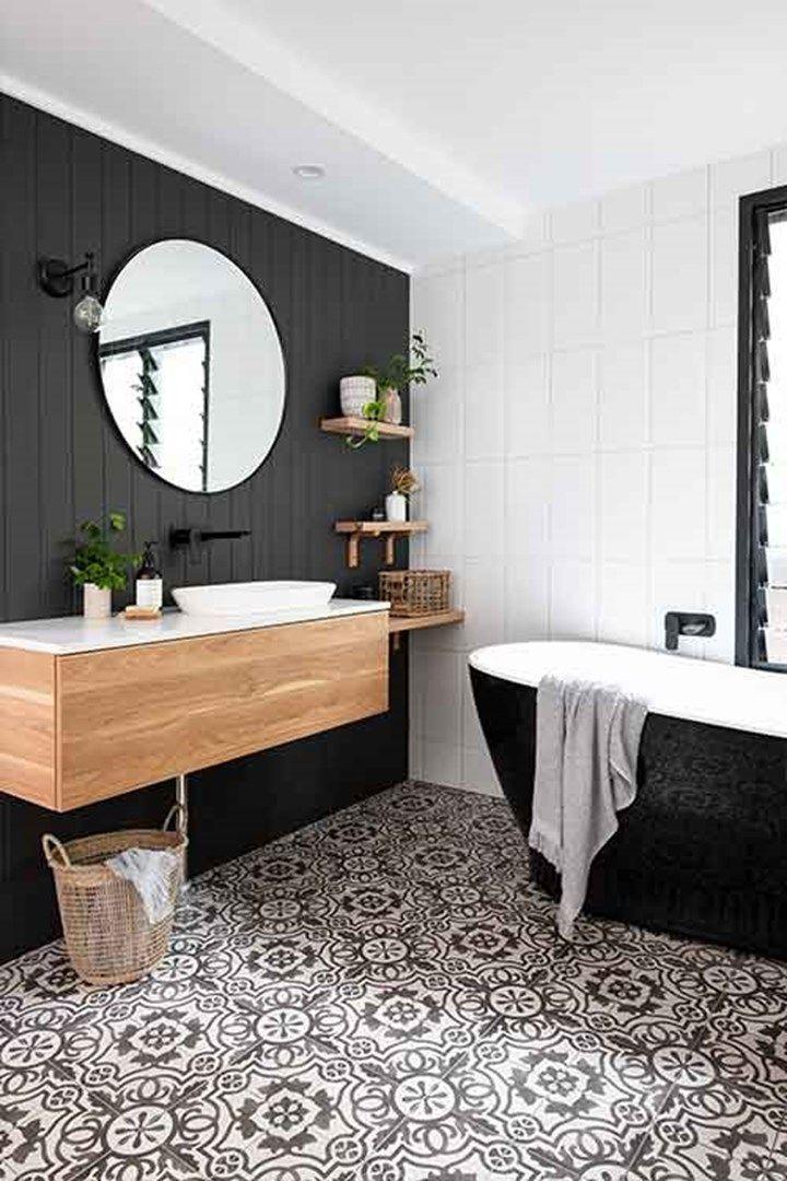 Room recipe: Beach house bathroom | Home Beautiful ...