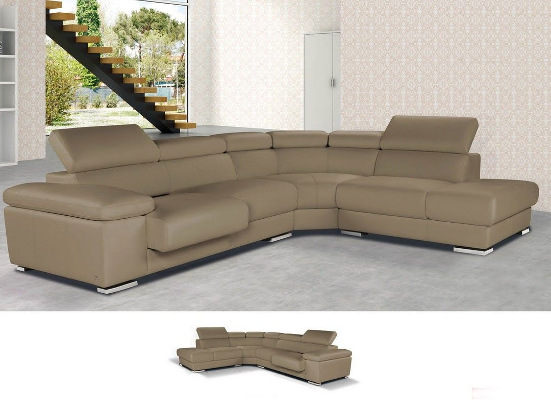 Astounding Nicoletti Pacifico Sectional Sectionals Leather Gmtry Best Dining Table And Chair Ideas Images Gmtryco