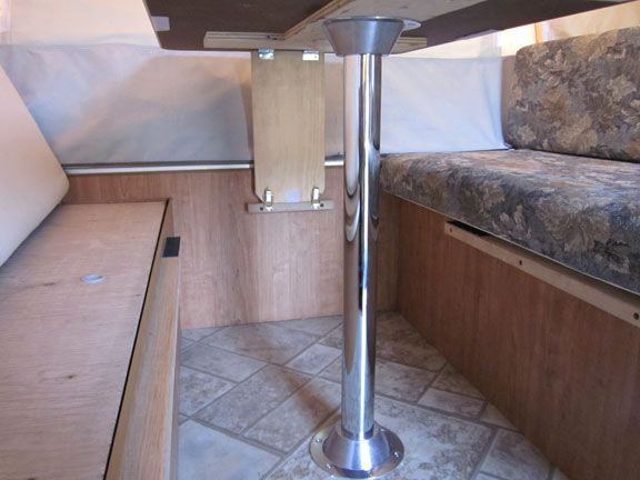 Add A Brace To A Wobbly Single Pedestal Table Brilliant