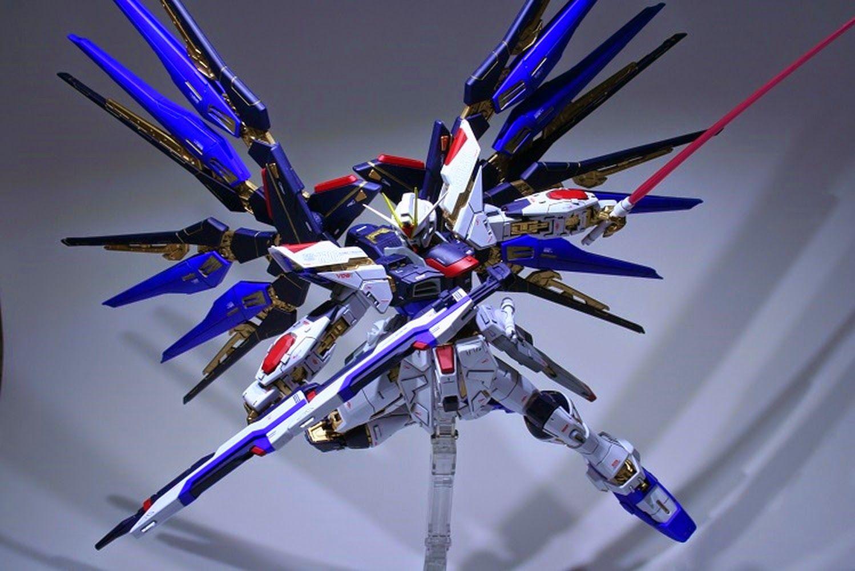 12 Strike Freedom Gundam Mg Custom Image Download