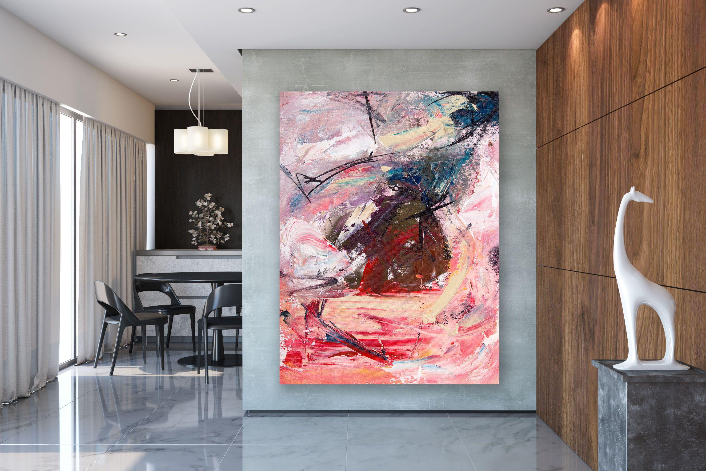 Large Modern Wall Art Painting Art Paintings Home Decor Modern