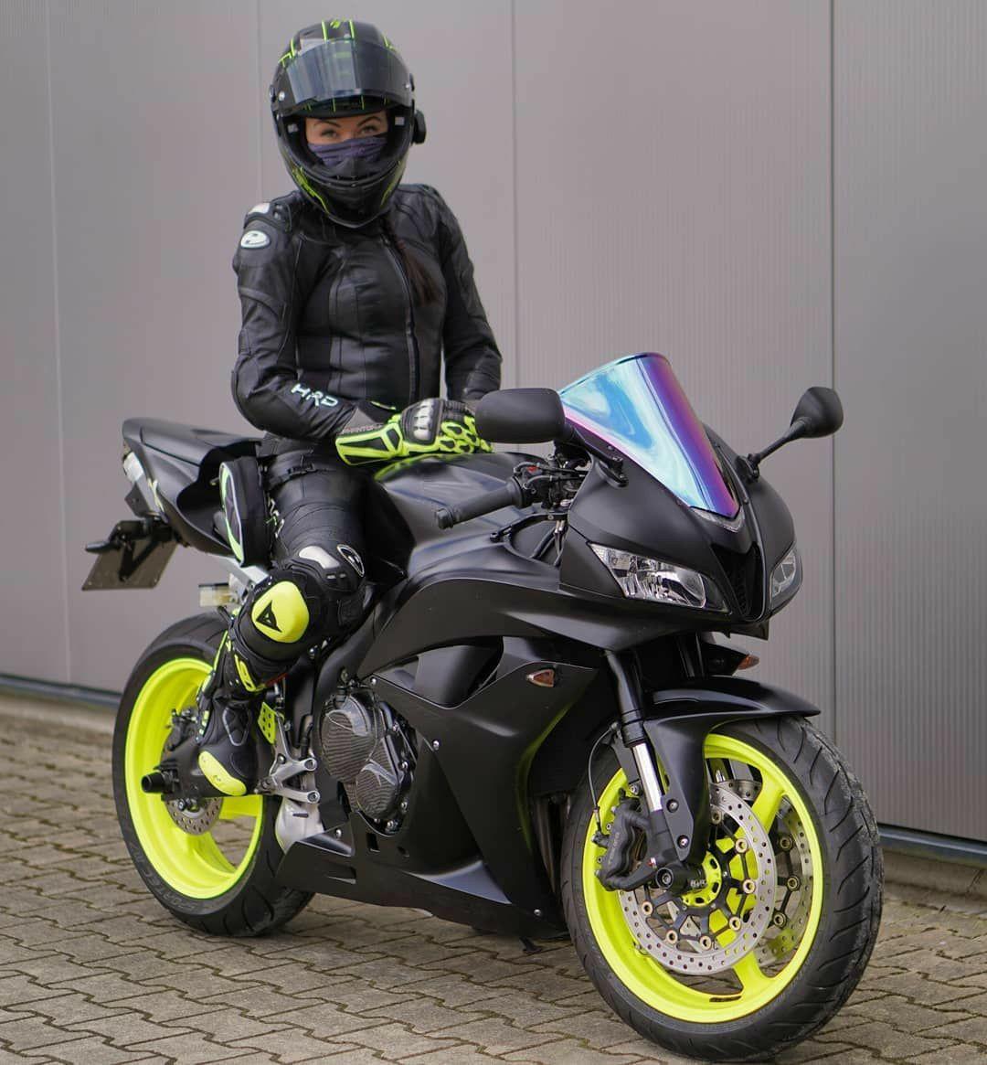 Pin von Kai-Uwe Lettau auf Cool Women | Motorrad mädchen