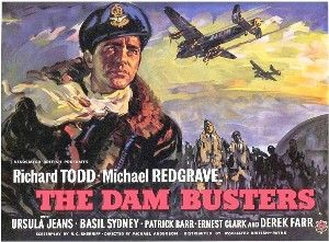 The Dam Busters Film Wikipedia With Images Movie Posters