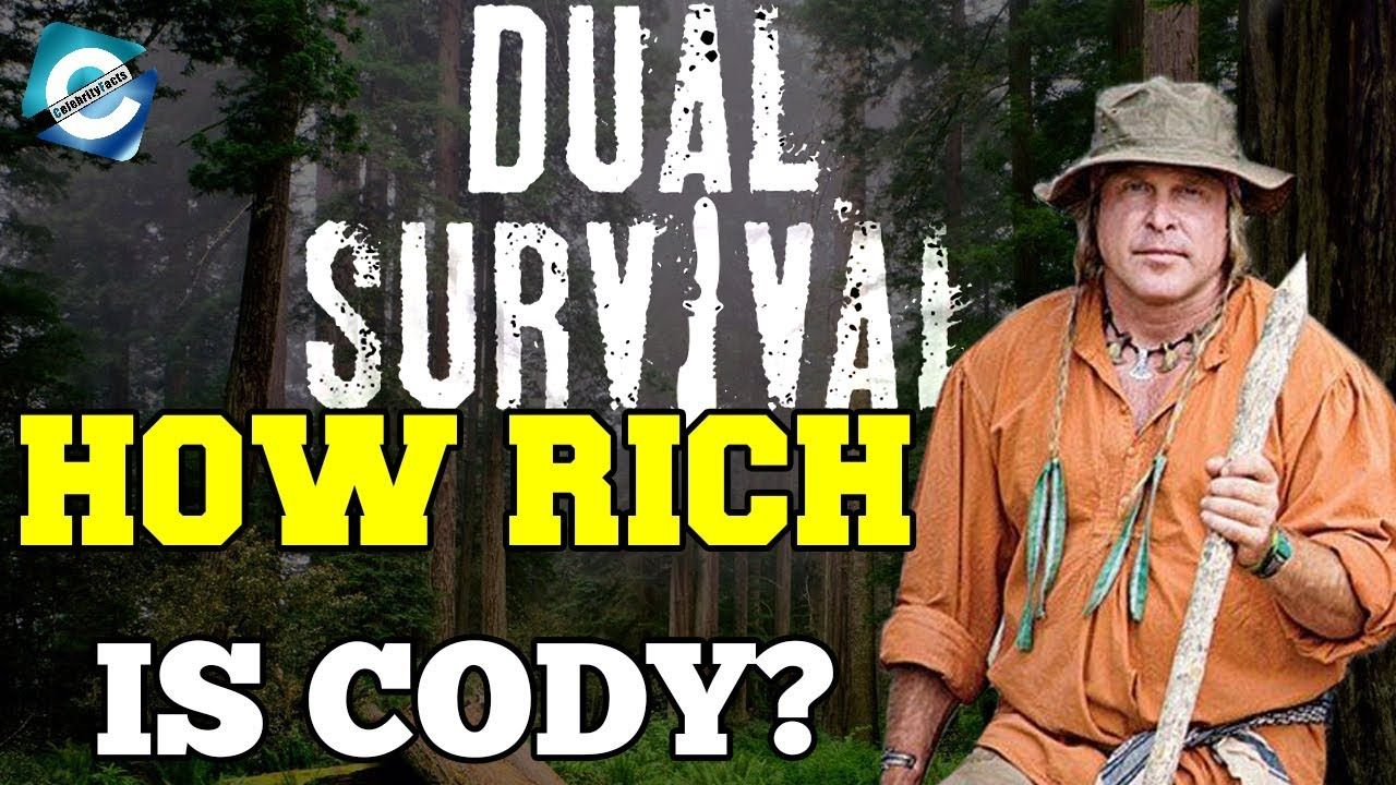How rich is Cody Lundin from Dual Survival? Cody Lundin is a