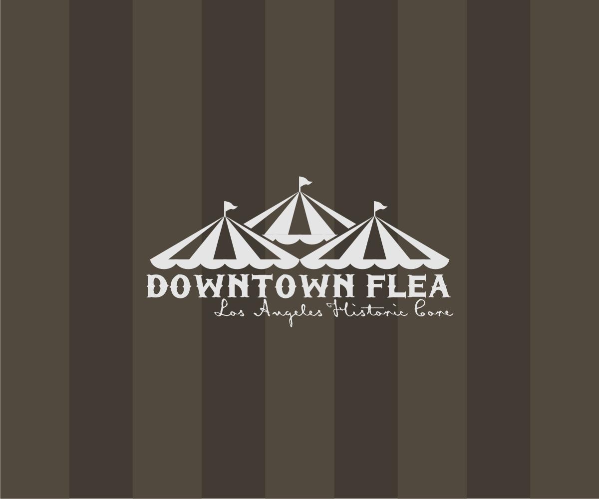 Really cool logo collection downtown la flea market graphic really cool logo collection downtown la flea market reheart Images