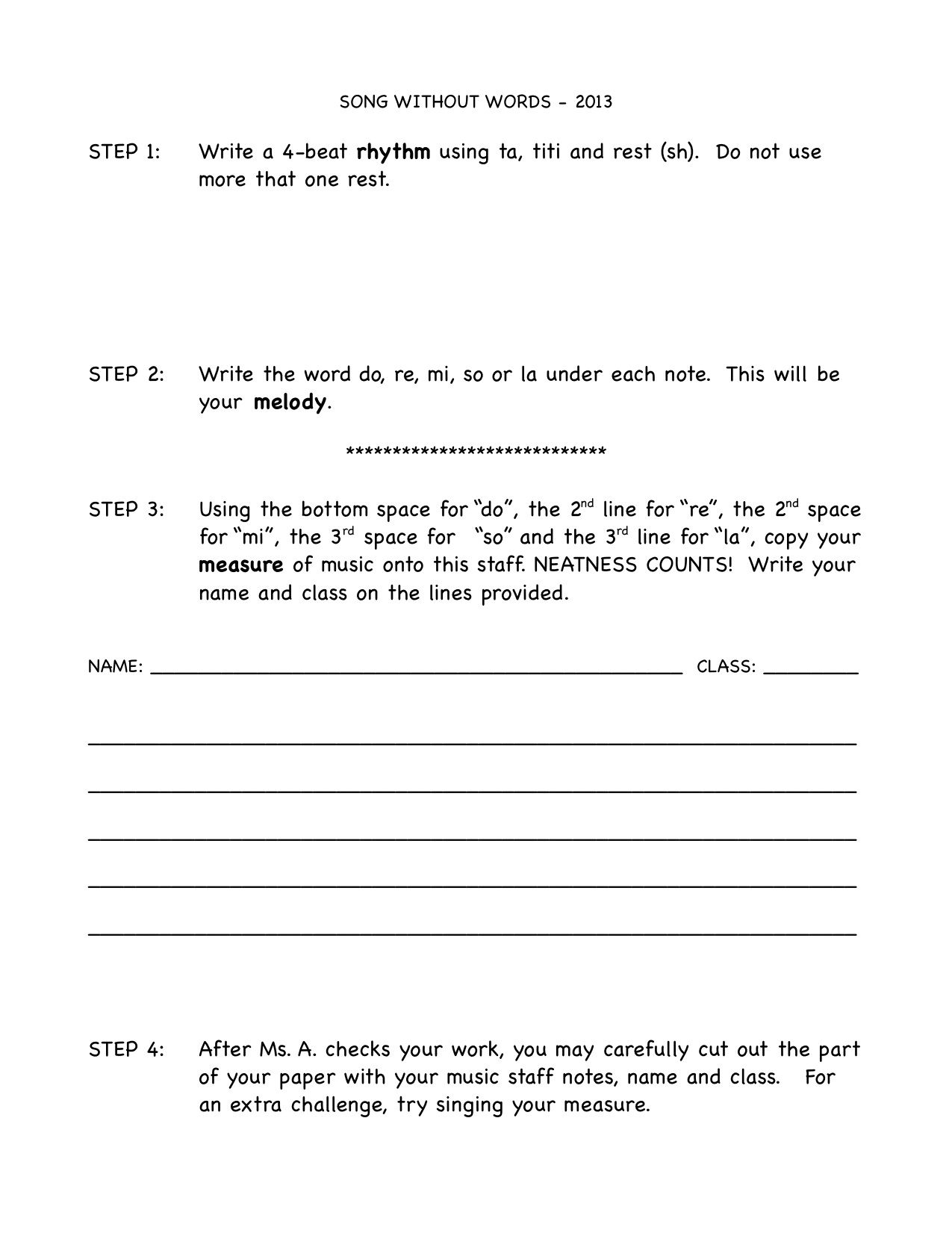 I Have Been Doing This Activity With 2nd Graders For 20