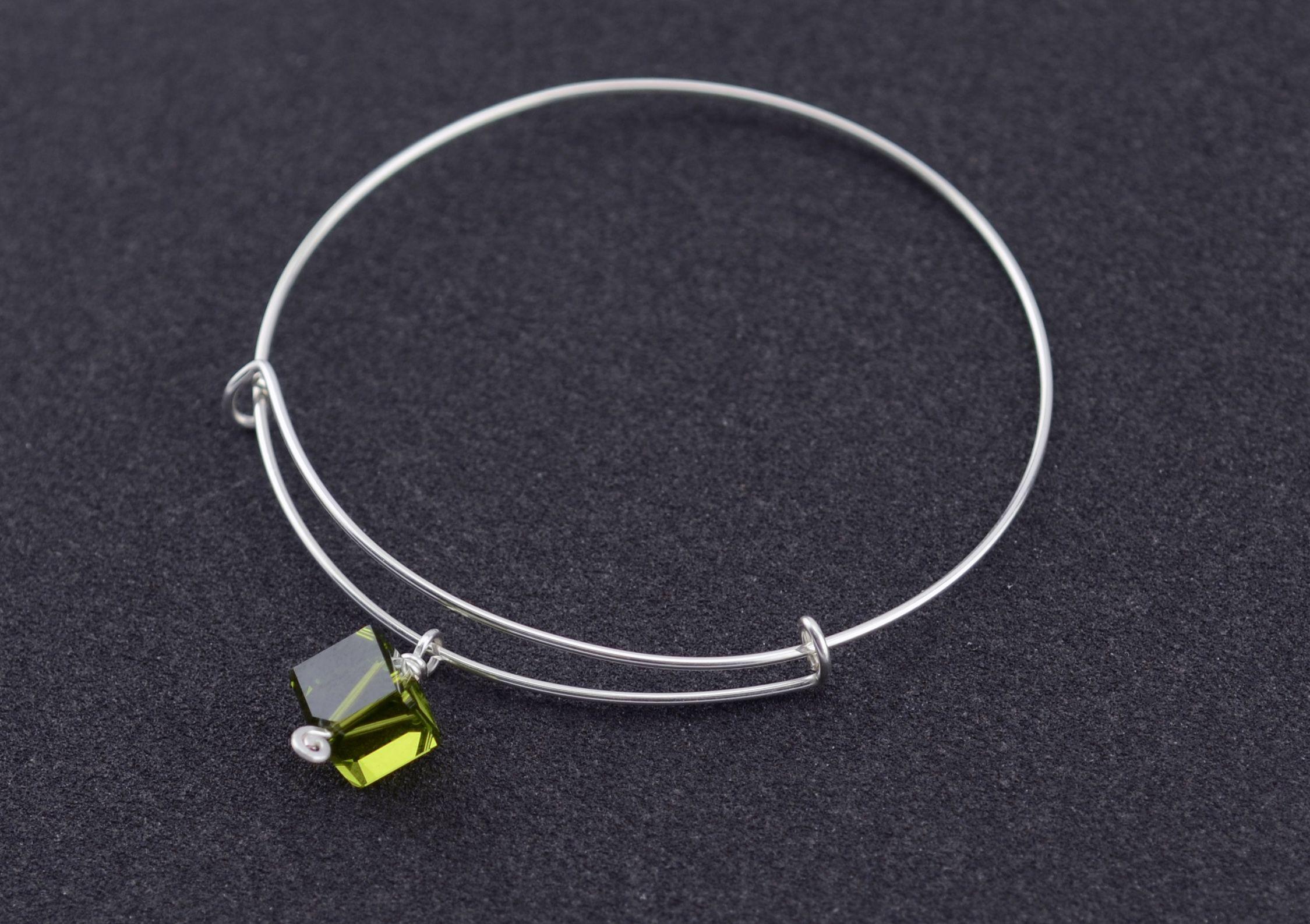 Learn to use a 3D Bracelet Jig to make an adjustable bangle bracelet ...
