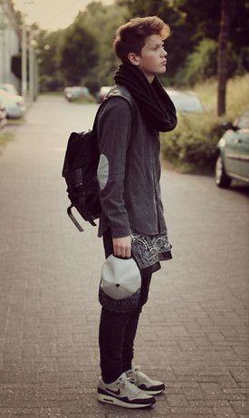 Nike air max 1 look jovem · Street Style MenStreet ...