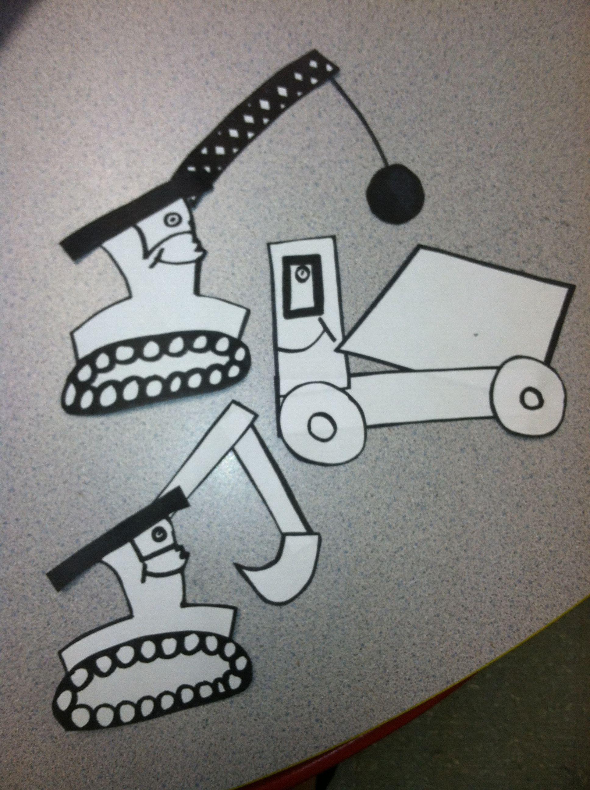 Smash And Crash Kindergarten Reading Street Activity