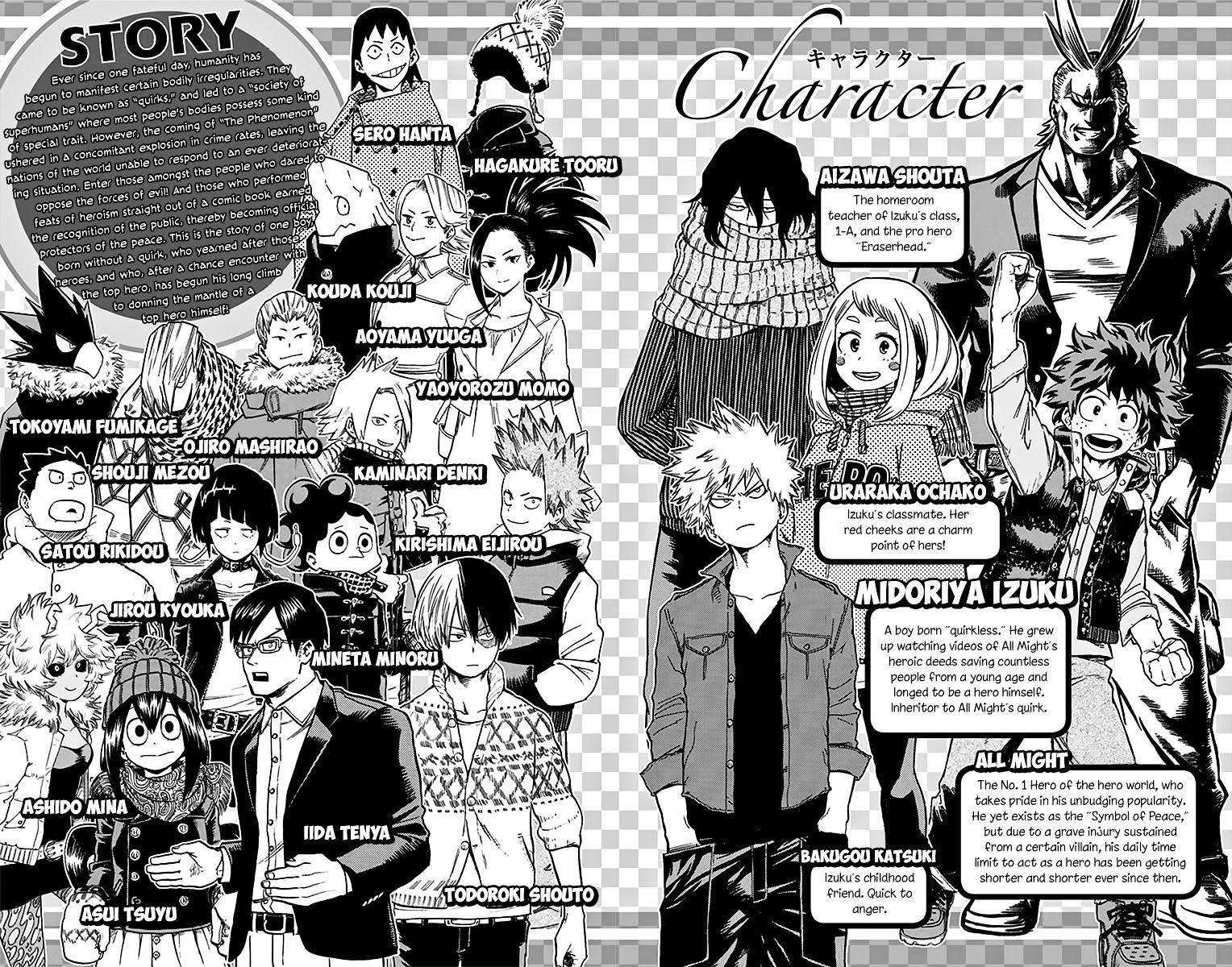 Boku No Hero Academia 53 5 Read Boku No Hero Academia Ch 53 5