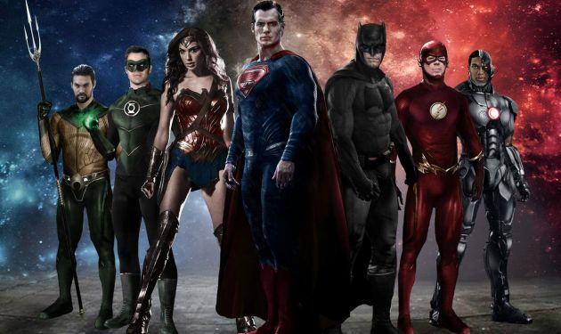 Justice League trailer - Έγινε Viral ~ Ardan News