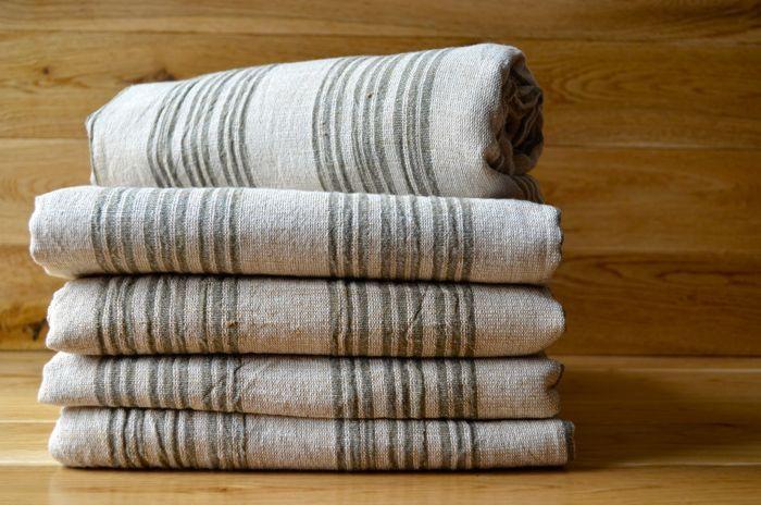 Linen Pestemal Towel Indigo Traders Fine Mediterranean