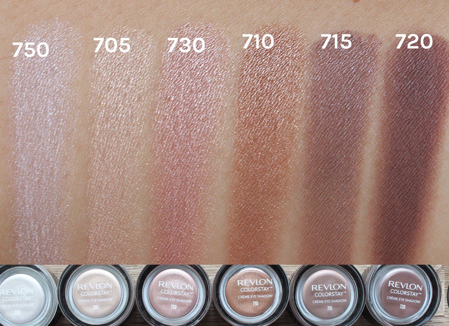 The Revlon Creme Eyeshadow Is A Lazy Girl Must Have It S Long Wearing Too Project Vanity Revlon Cream Eyeshadow Revlon Eyeshadow Eyeshadow