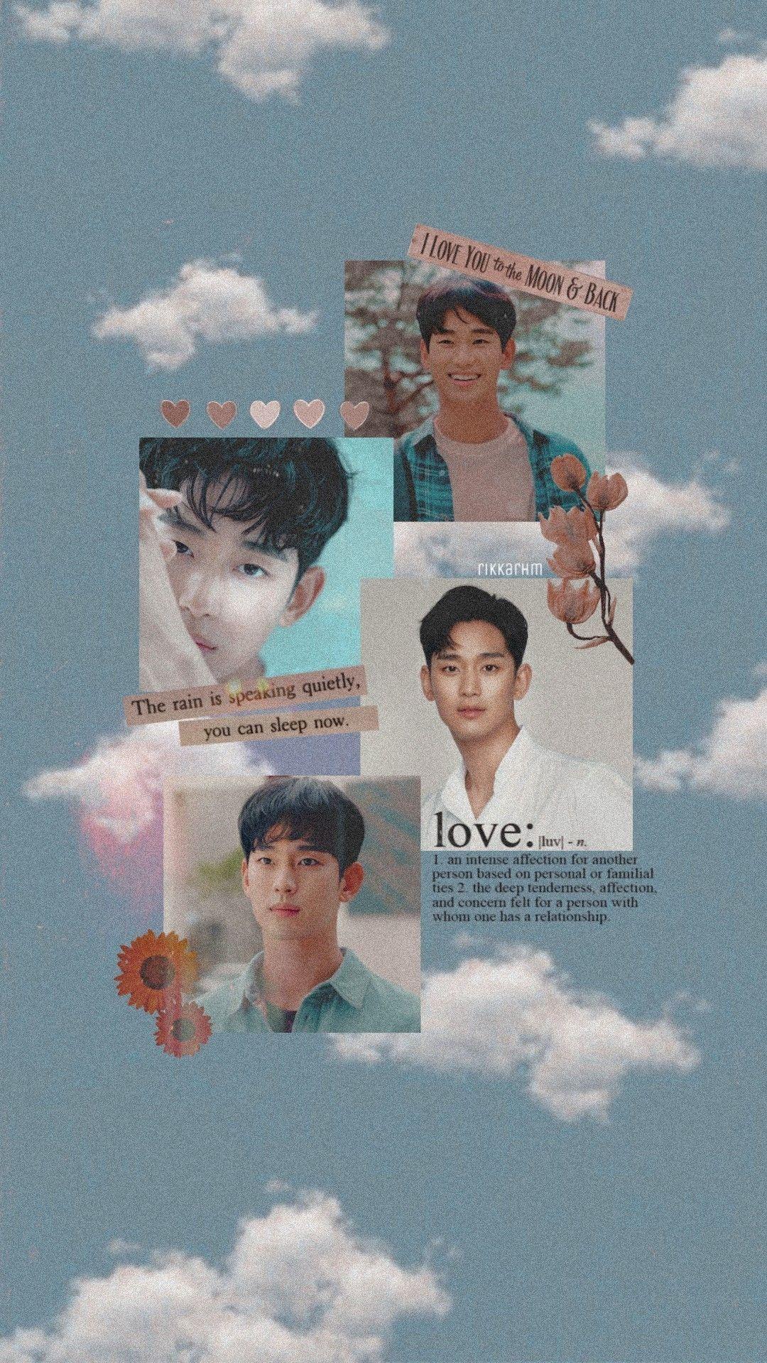 Kim Soo Hyun Aesthetic Vintage Wallpaper Aktor Korea Gambar Kim Soo Hyun