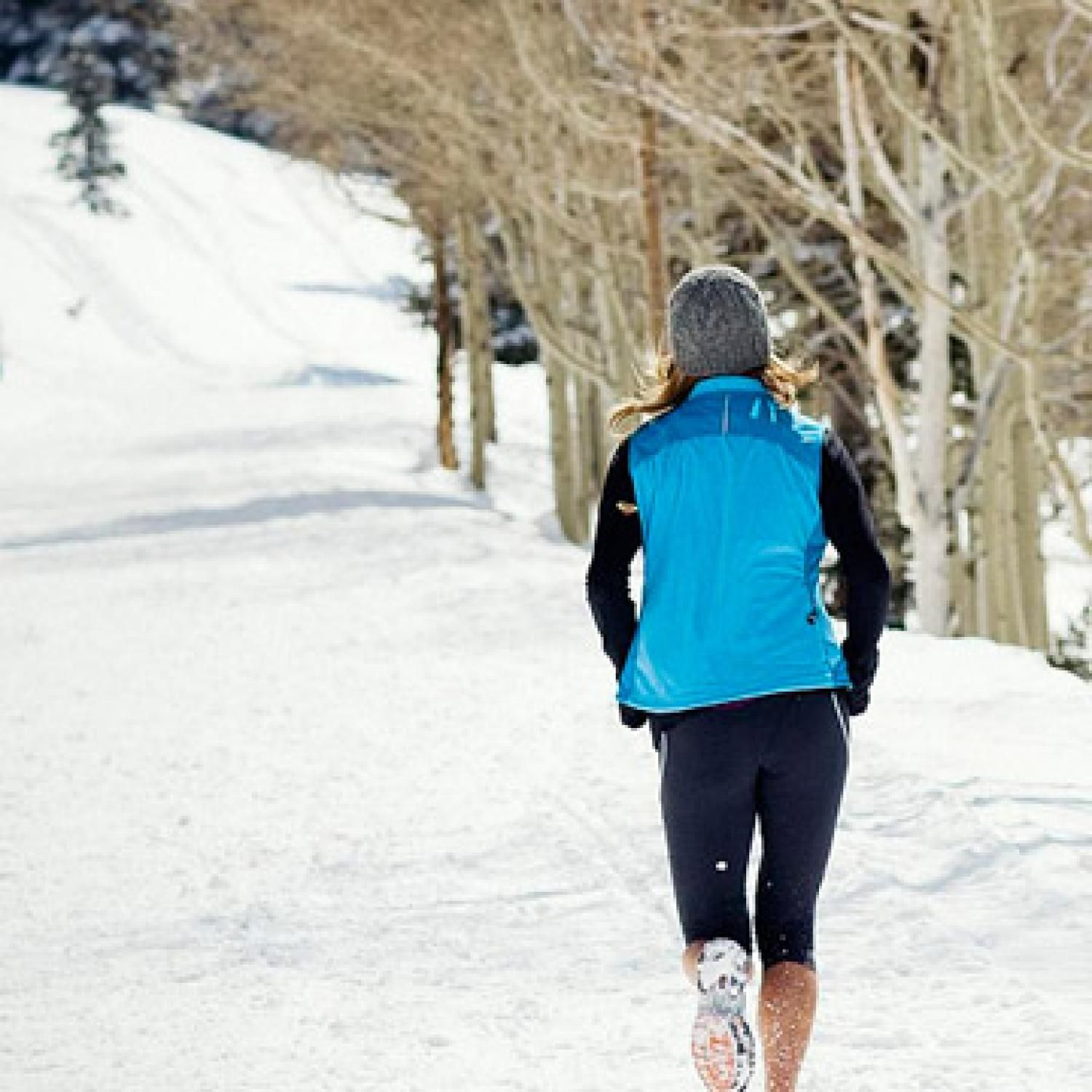 Runner bummer: We tend to lose some of our fitness this season by sitting out the snow and the shivery temps, researchers at Ohio State University found. Beat the backslide with these tips from Jeff Gaudette, the head coach for RunnersConnect, an online training site. - Fitnessmagazine.com
