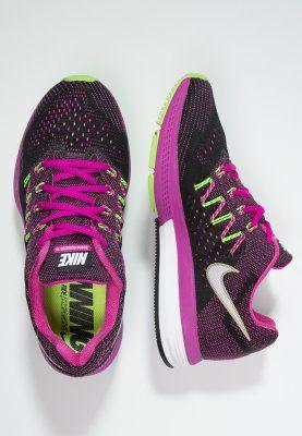 new products eb59d 257f5 Nike Performance - AIR ZOOM VOMERO 10 - Scarpe da running ammortizzate - fuchsia  flash white black flash lime