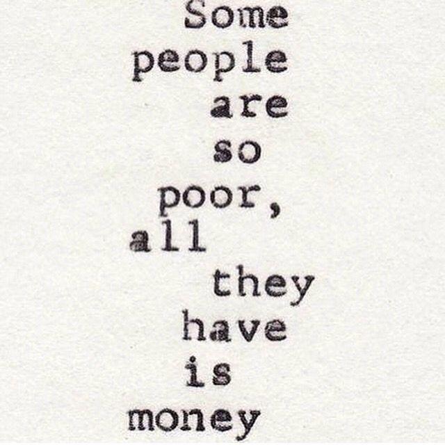 #moneycantbuyyoulove