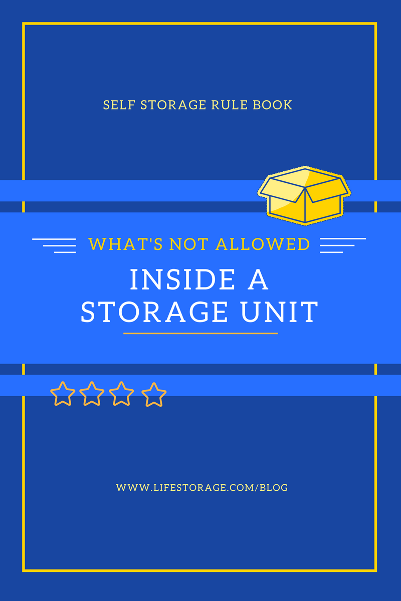 Is Living In A Storage Unit Legal Life Storage Blog Self Storage Units Life Storage Storage Unit