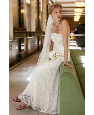 0d6854a3 1-davids-bridal-galina-s8551-size-6 $200 on oncewed | dresses ...