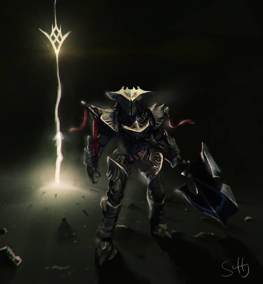 Alak Hul The Darkblade By Https Www Deviantart Com