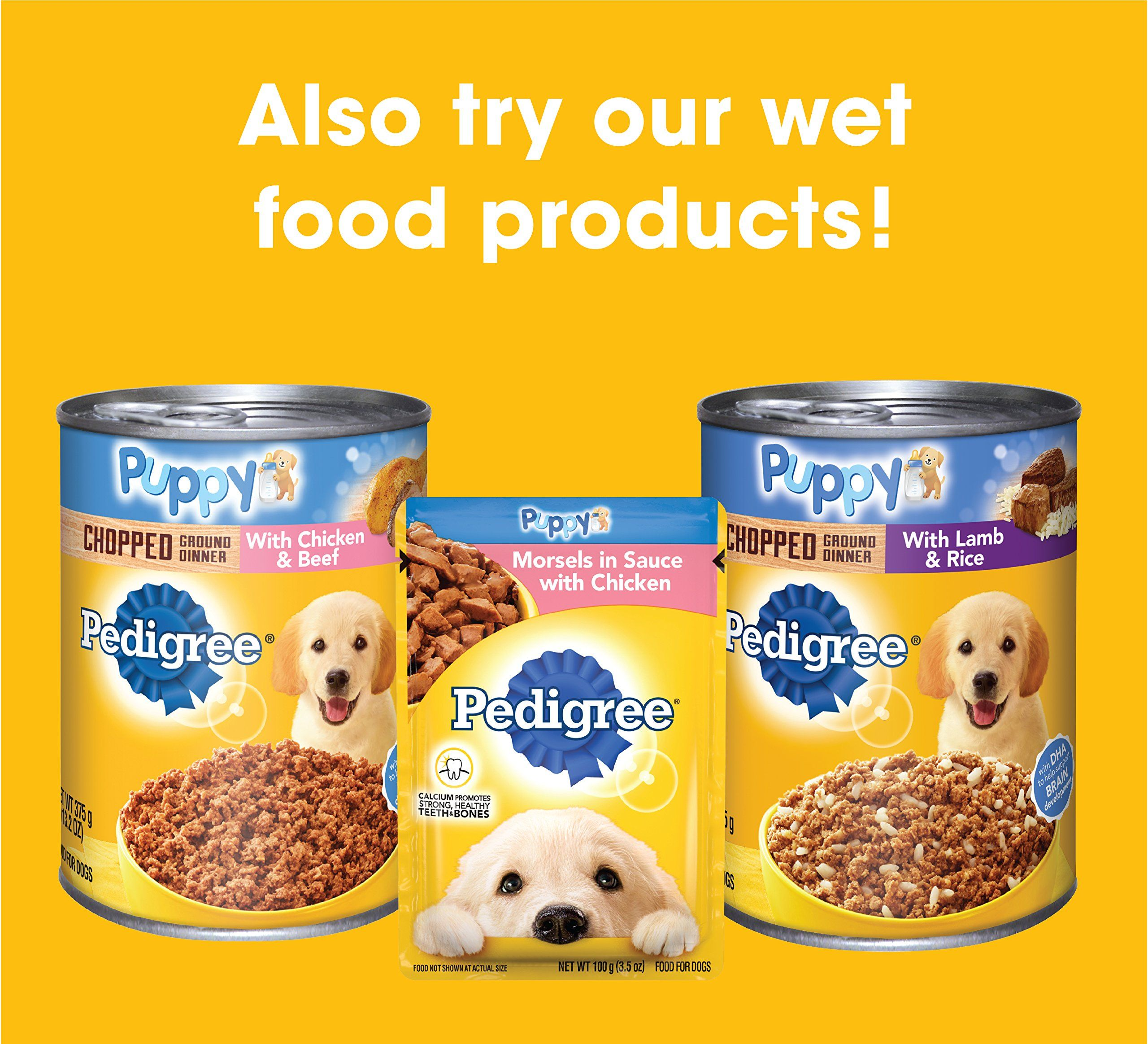 Pedigree Puppy Growth And Protection Chicken And Vegetable Flavor