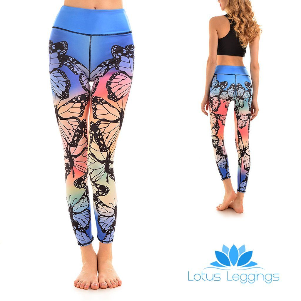 Step into these leggings and enter a fantasy world. Our new LotusX leggings feature a new, thicker fabric with 7-point...