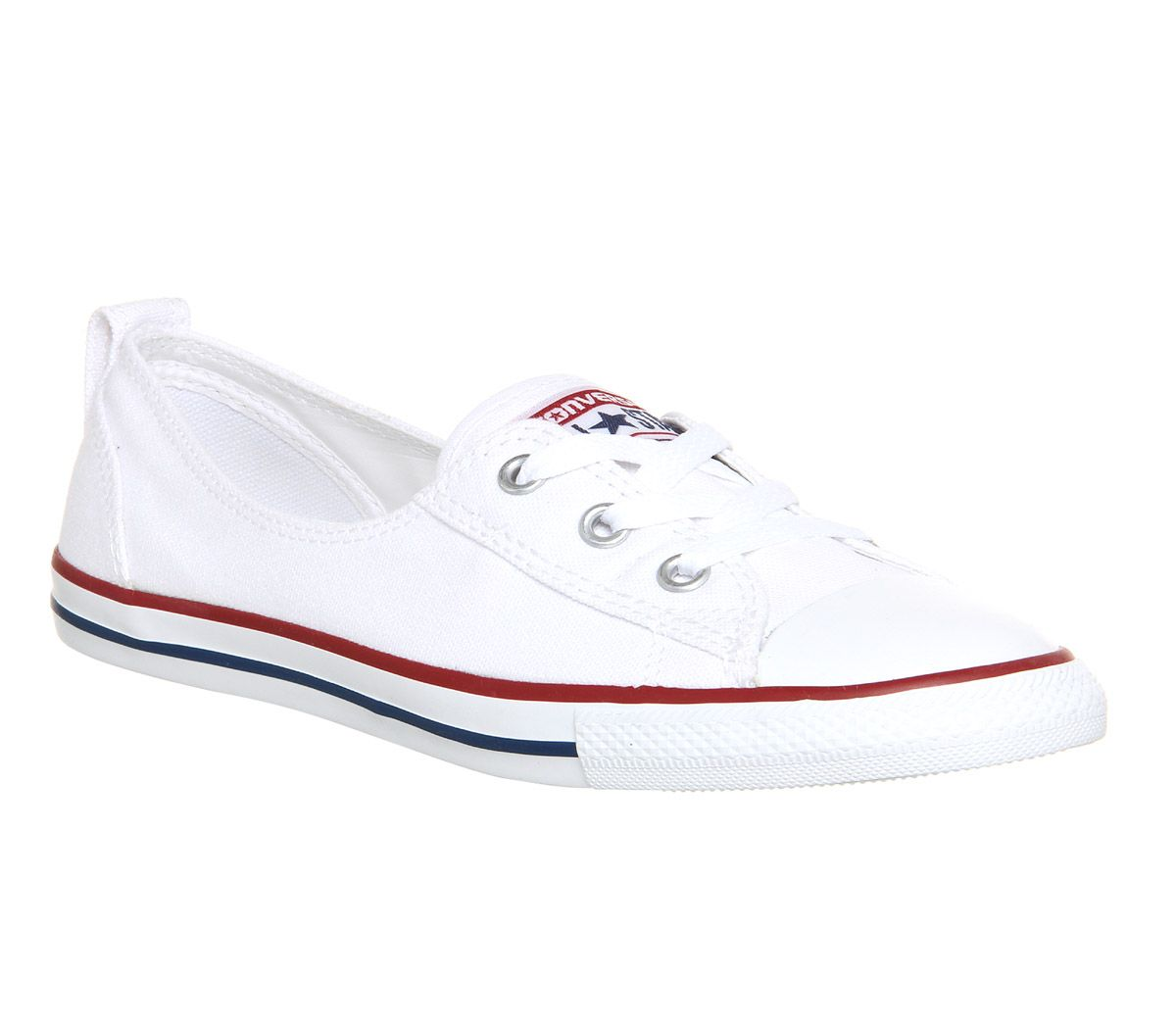 Converse Ctas Ballet Lace Optical White Exclusive - Hers trainers White  Lace Shoes 592fef81467b