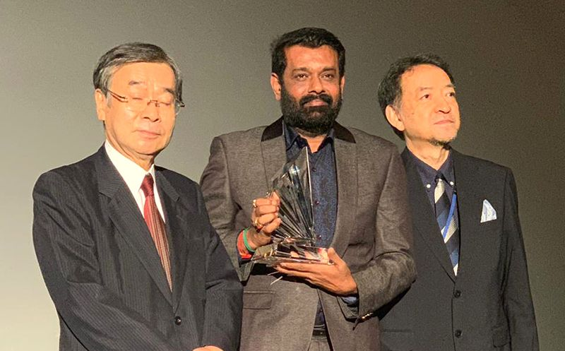 """Sivaranjaniyum Innum Sila Pengallum"" Wins Best Film Award in"