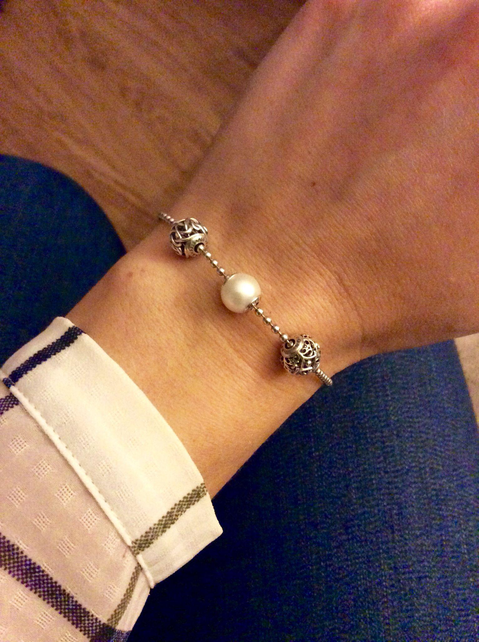 Pandora Essence Pearl   Pandora jewelry charms, Pandora essence ...