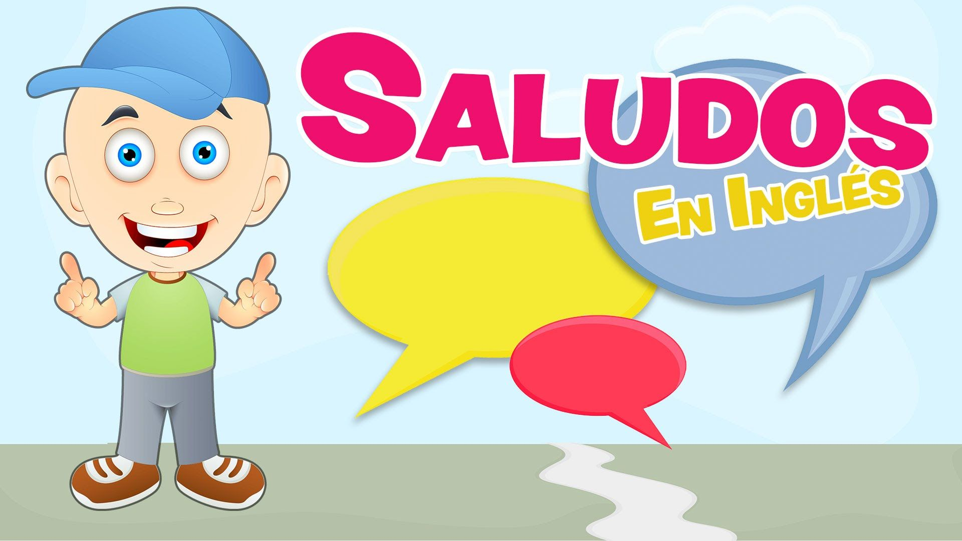 Saludos En Ingles Para Ninos Ingles Para Ninos Aprender Ingles Para Ninos Ingles Basico Para Ninos