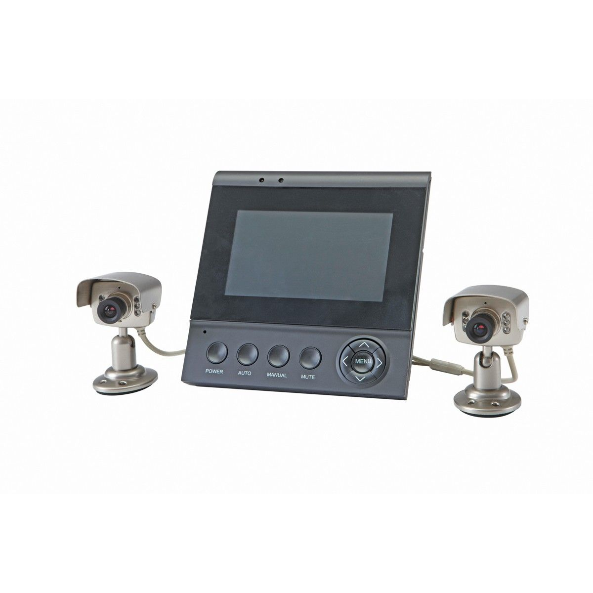 Color Security System With Night Vision Security Systems