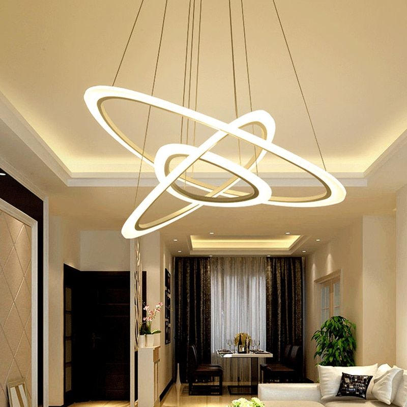 Wholesale Price Free Shipping Indoor Lighting Modern Led Lustre