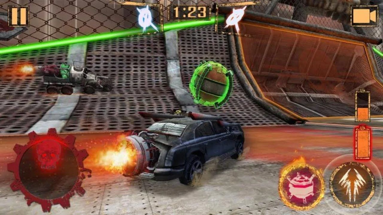 Rocket Car Ball For Your Windows / Mac PC Download And