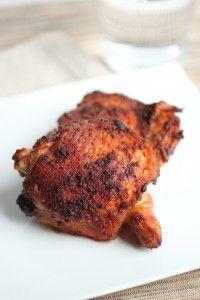 Smoked Paprika Chicken Thighs - Primal Palate   Paleo Recipes