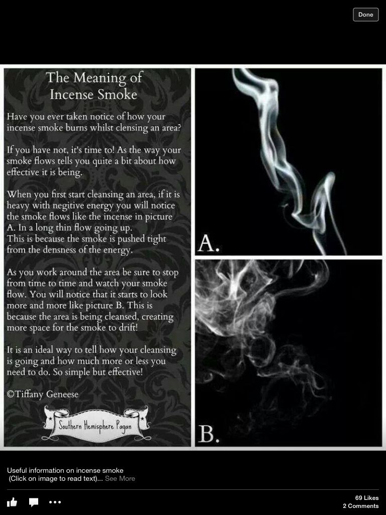 Incense smoke meaning | Incense | Incense, Smudging prayer, Book of