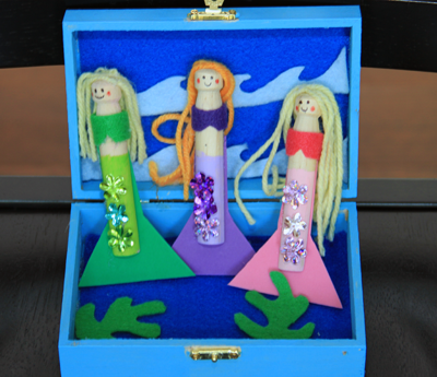 34+ Mermaid arts and crafts for preschoolers information