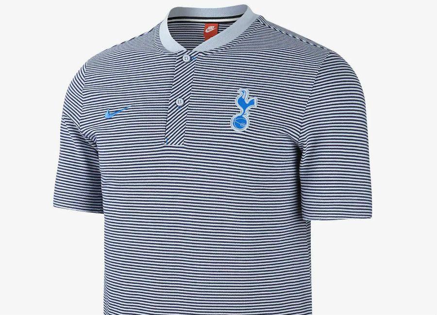 ebe683ef #football #soccer #futbol #fussbal #thfc Nike Tottenham Hotspur FC Modern Authentic  Grand Slam - Light Armoury Blue / Binary Blue / Photo
